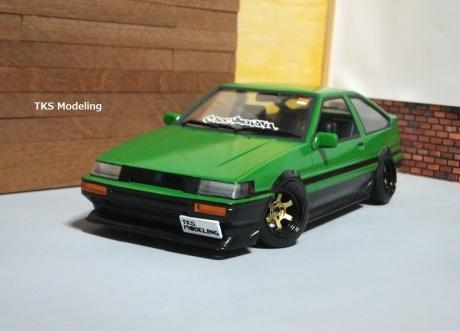 AE86レビン緑2 (19)