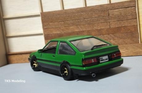 AE86レビン緑2 (26)