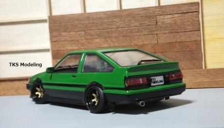 AE86レビン緑2 (27)