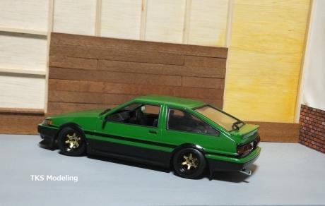 AE86レビン緑2 (28)