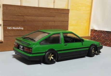 AE86レビン緑2 (34)
