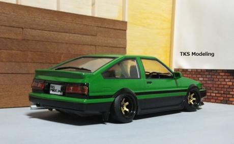AE86レビン緑2 (35)