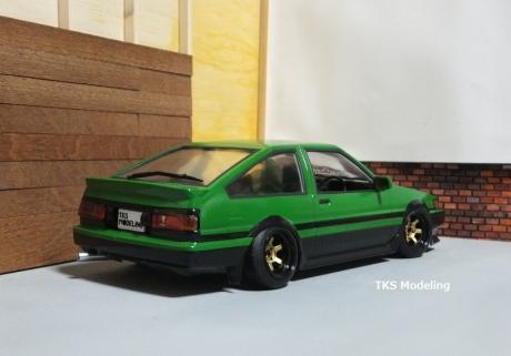 AE86レビン緑2 (36)