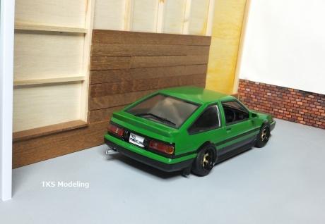 AE86レビン緑2 (41)