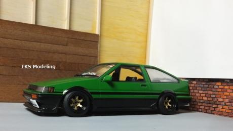 AE86レビン緑2 (44)