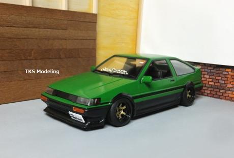 AE86レビン緑2 (42)