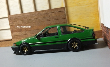 AE86レビン緑2 (45)