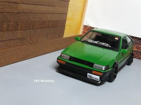 AE86レビン緑2 (48)