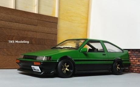 AE86レビン緑2 (51)