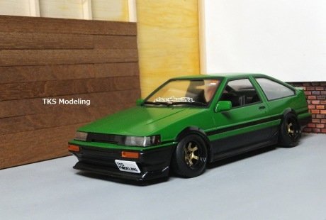 AE86レビン緑2 (53)