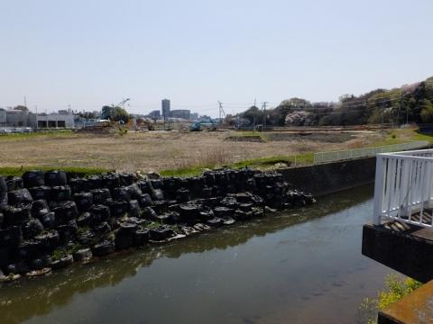 下土棚遊水地D池