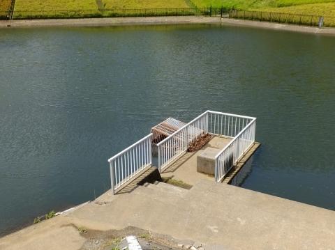 あつぎつつじの丘公園遊水池・排水施設