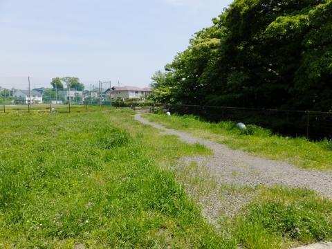 上鶴間道正山雨水調整池