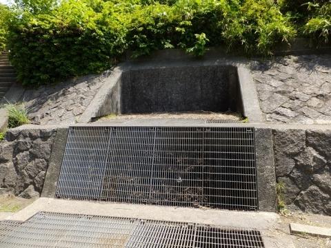 深堀中央公園内調節池