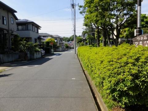 目黒川・つきみ野二号公園前
