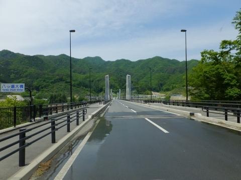 吾妻川の八ッ場大橋