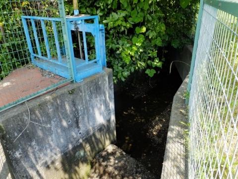 新戸用水取水施設