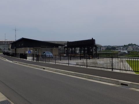 今田遊水地・今田管理センター