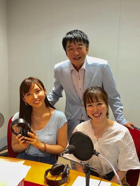 NHKFM「タミウタ」に出演させてもらいました - お元気ですか?合田道人です