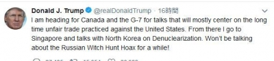 20180608 trump tweet