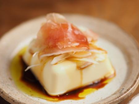 男前柚子豆腐枝豆豆腐019