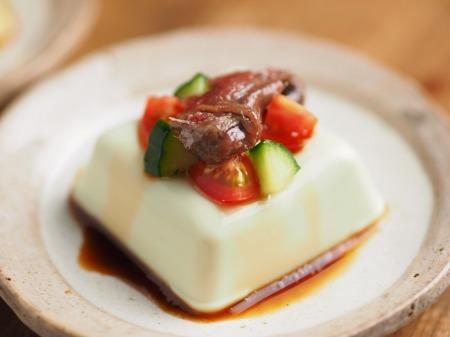 男前柚子豆腐枝豆豆腐020