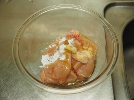 鶏むね肉のレモンステーキ016