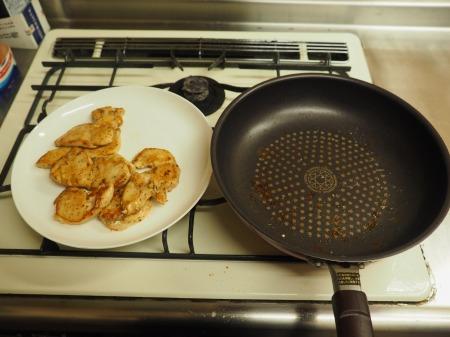 鶏むね肉のレモンステーキ031