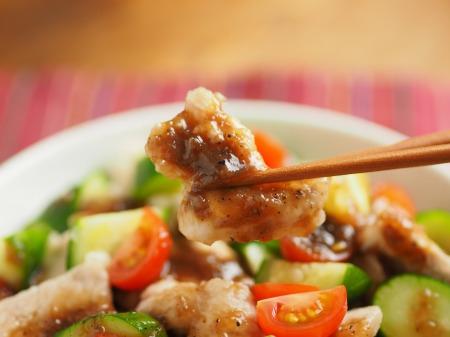 鶏むね肉のサラダ風玉ねぎソ029