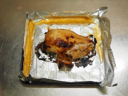 鶏むね肉のにんにくヨーグルトき036