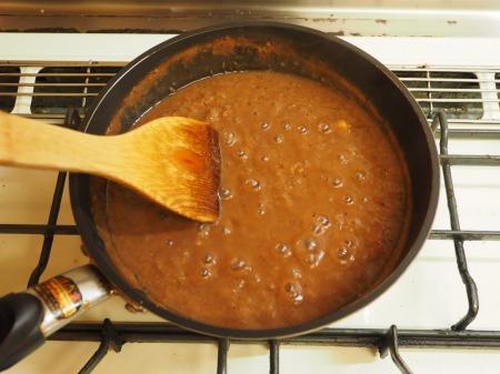 豚バックリブのオーブン焼き064