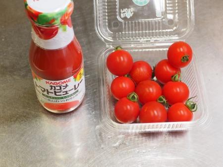 トマトと辛子明太子の冷製パ038