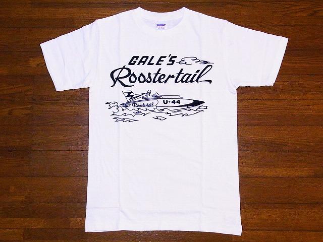 ダブルワークス Tシャツ ROOSTER TAIL 28133005-11