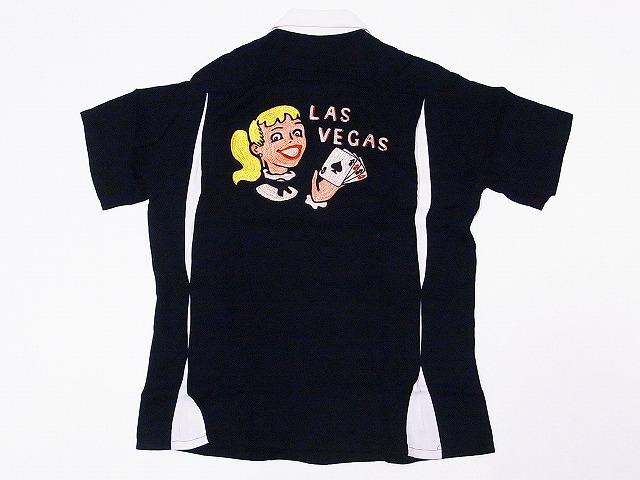 キングルイ King Louie ボウリングシャツ KL37833 LAS VEGAS