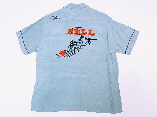 スタイルアイズ ボーリングシャツ SE37799 HELICOPTER BOY
