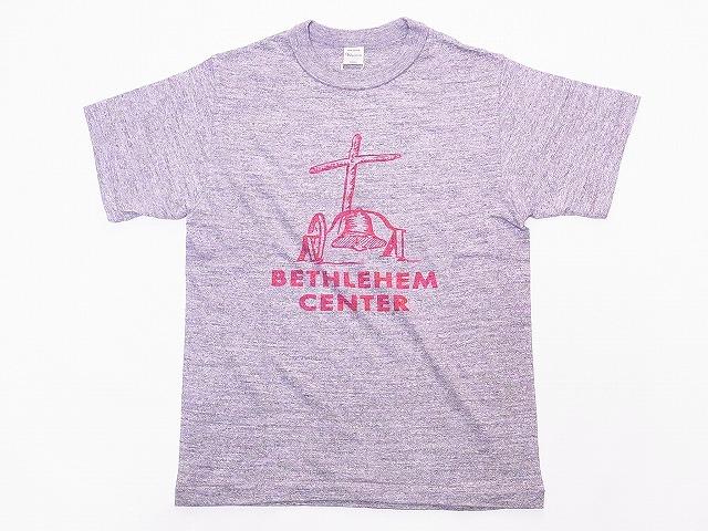 ウエアハウス WAREHOUSE Tシャツ BETHLEHEM 4601
