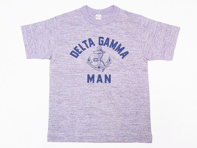ウエアハウス Tシャツ DELTA GAMMA 4601