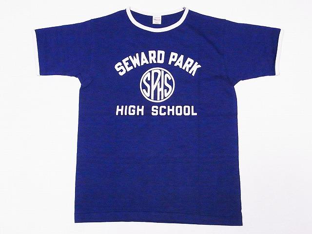 ウエアハウス リンガーTシャツ SEWARD PARK 4059