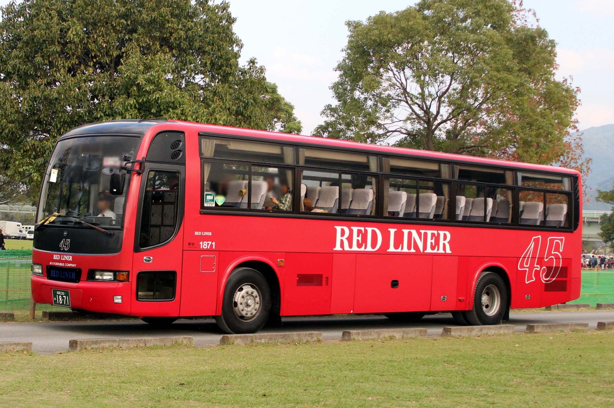 JR九州バス 641-8971