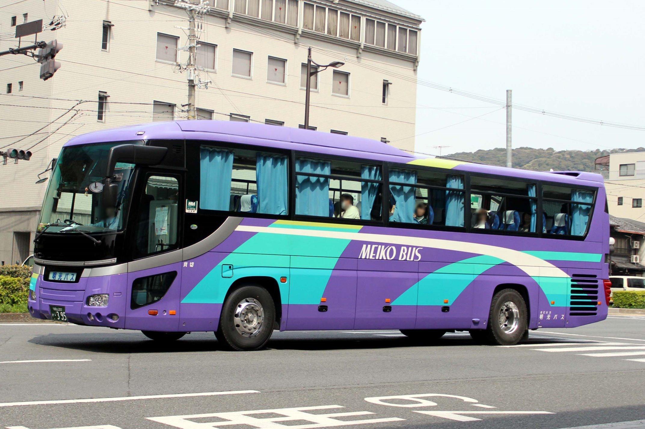 明光バス か395