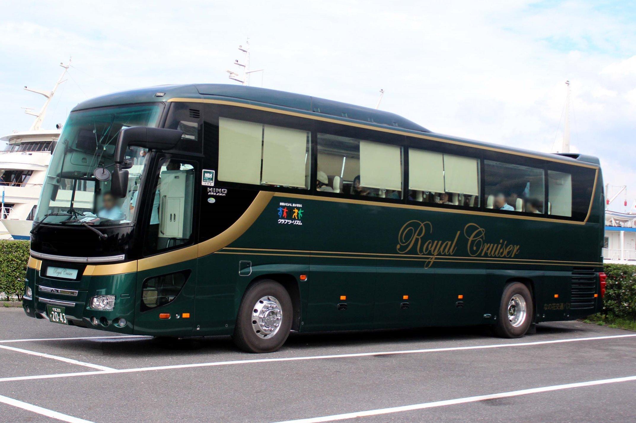なの花交通バス か2043