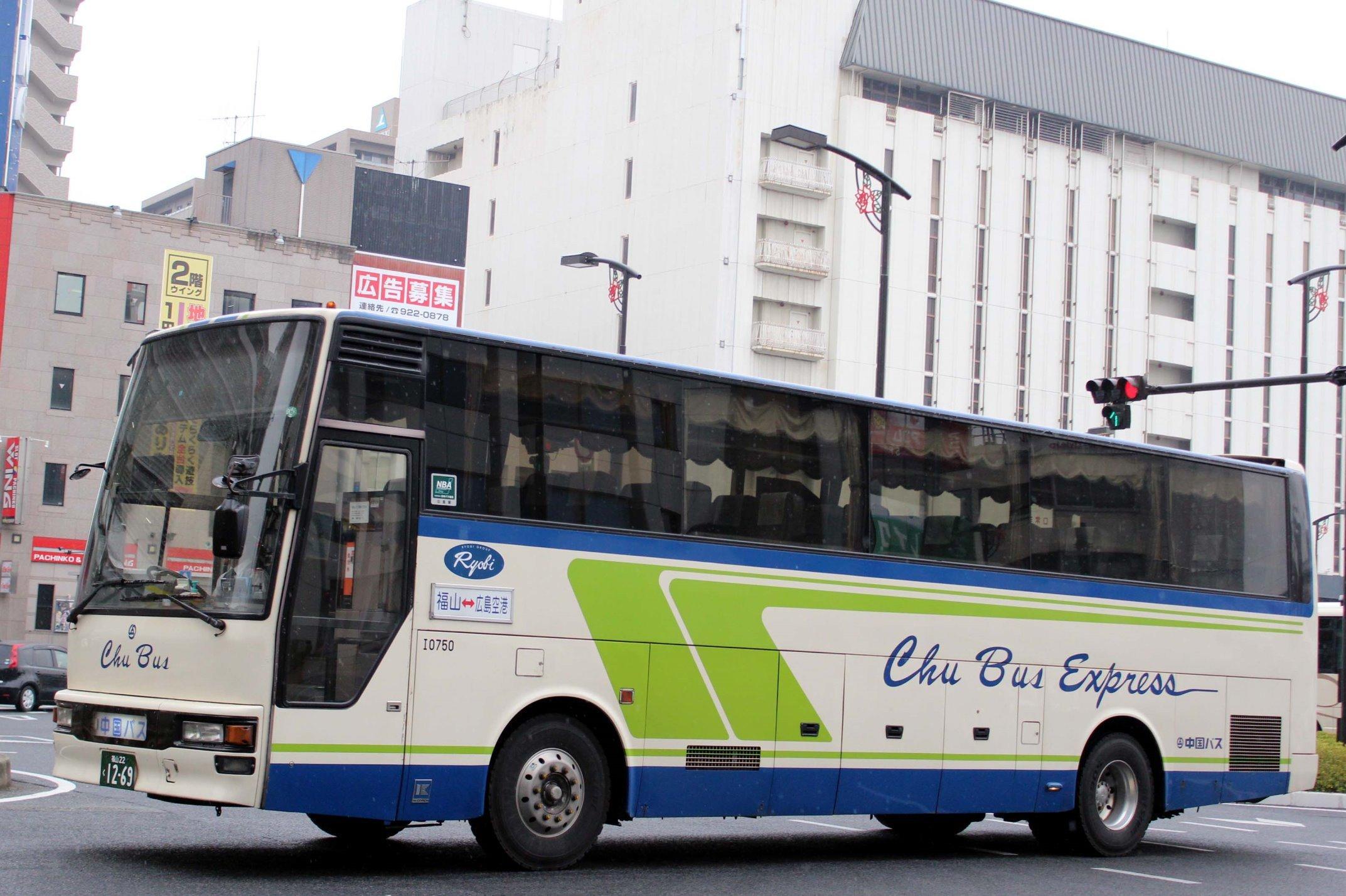 中国バス I0750