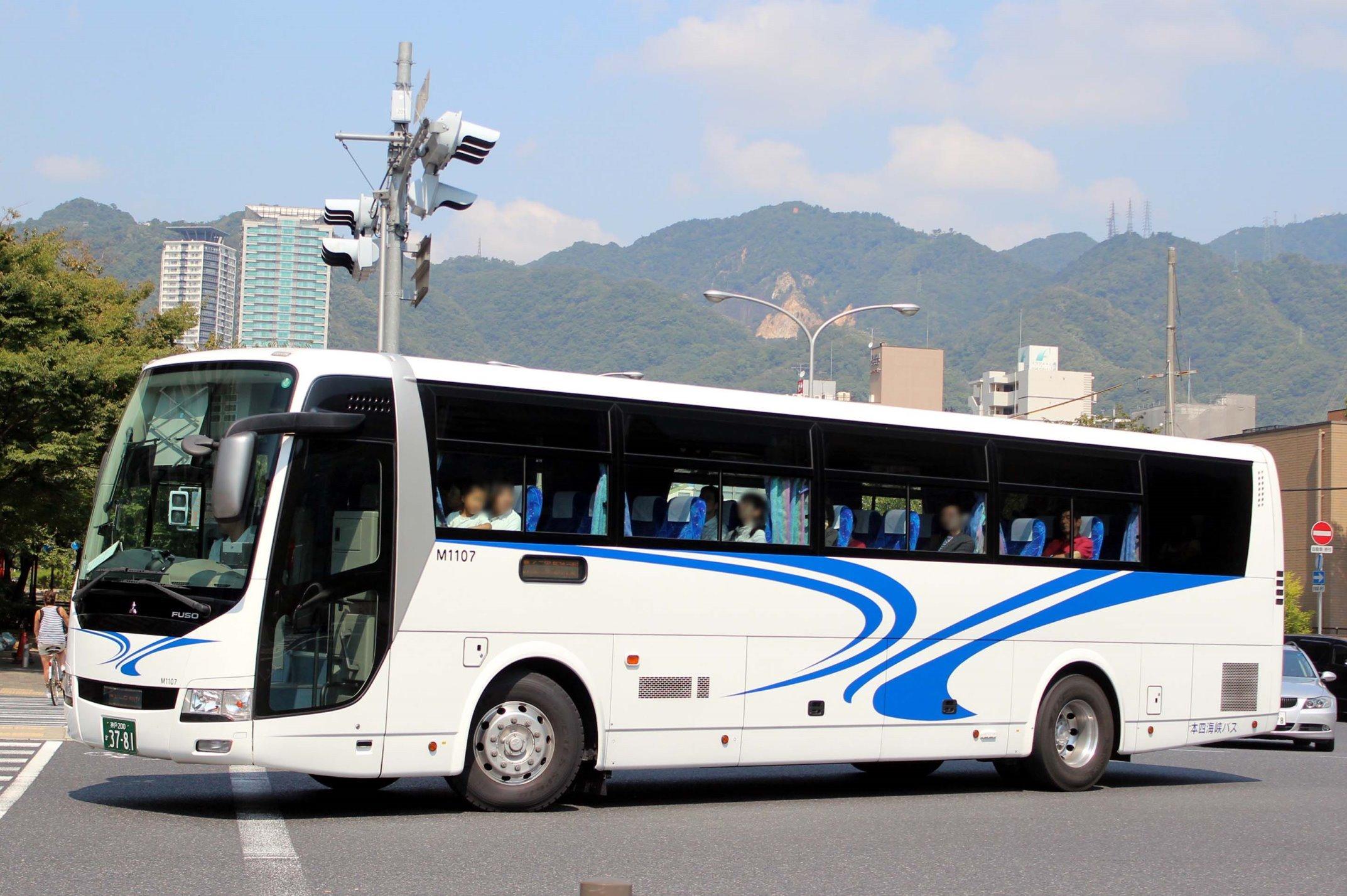 本四海峡バス M1107