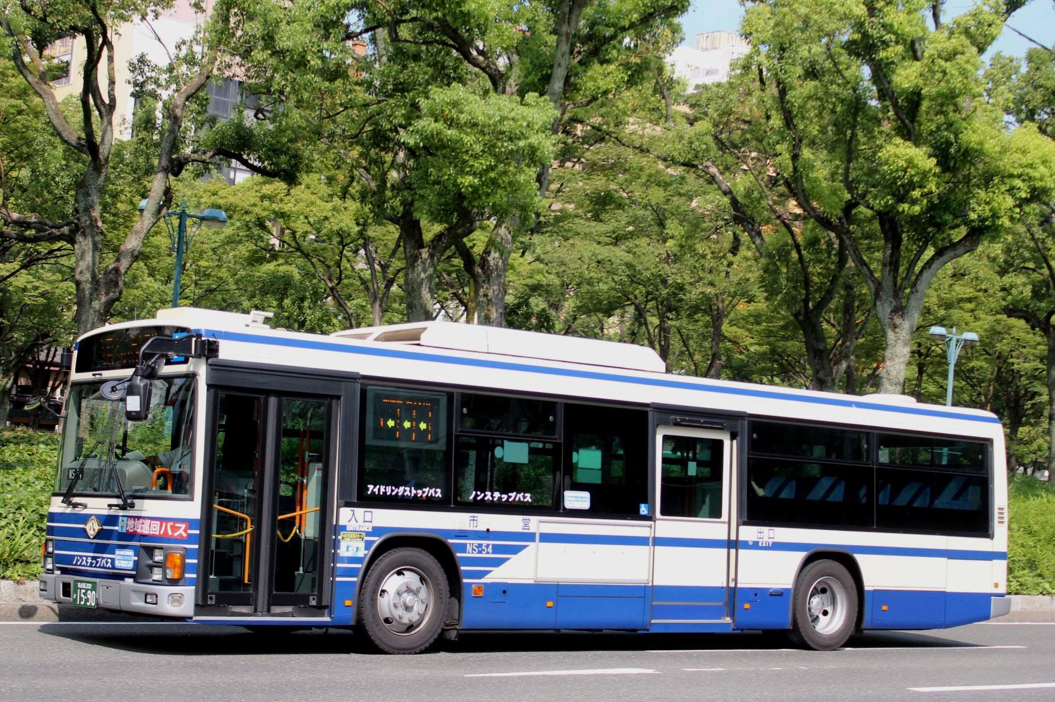 名古屋市交通局 NS-54