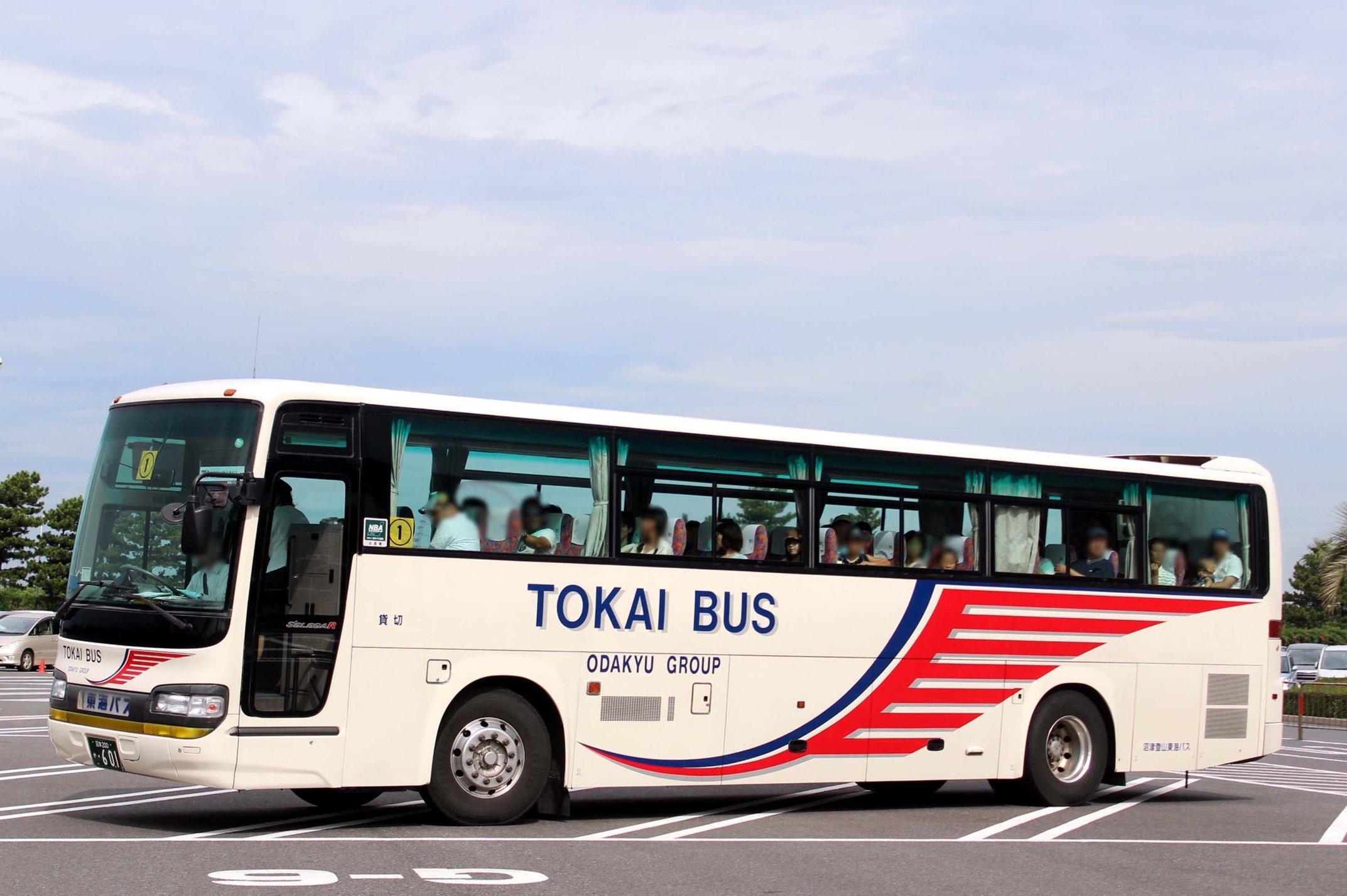 沼津登山東海バス か601