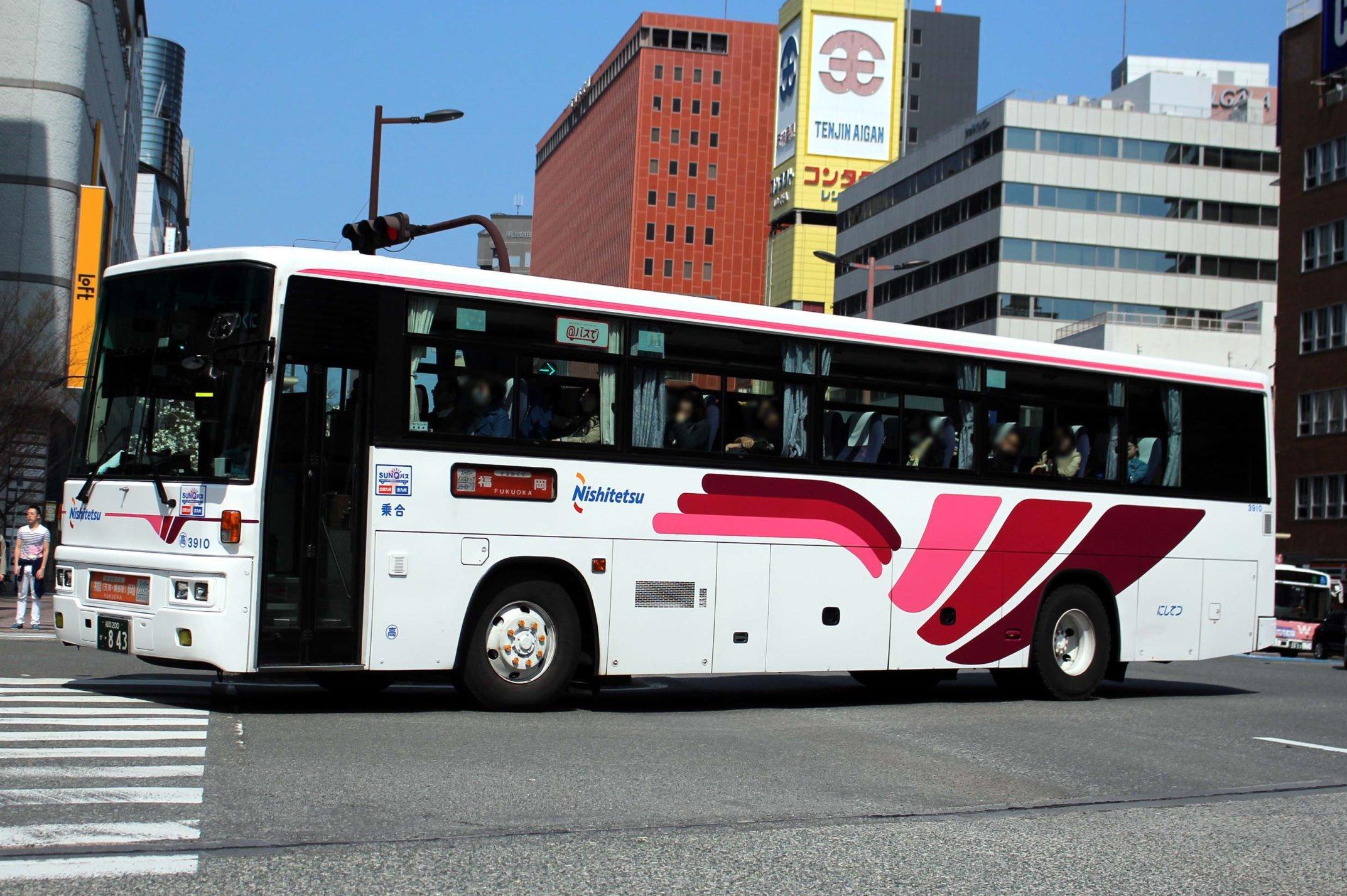 西日本鉄道 3910