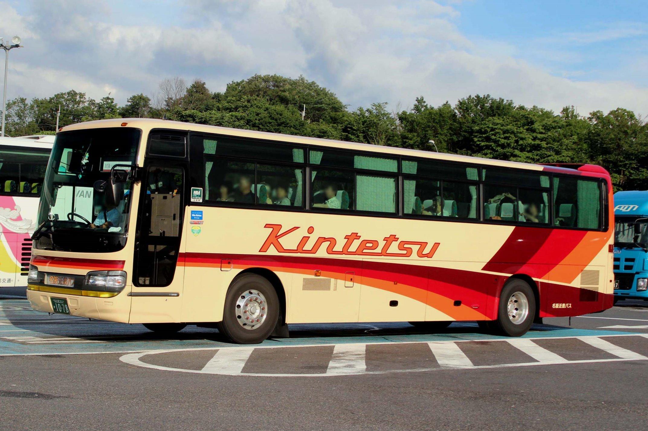 名阪近鉄バス か1078