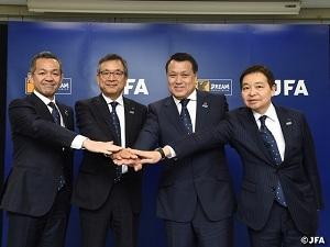 日本組織力の弱さ:JFA