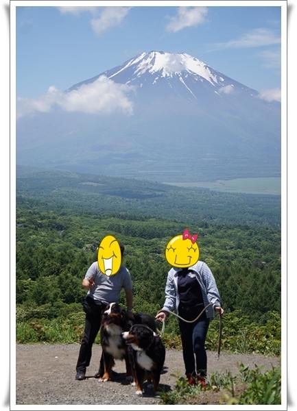2018-6富士山と
