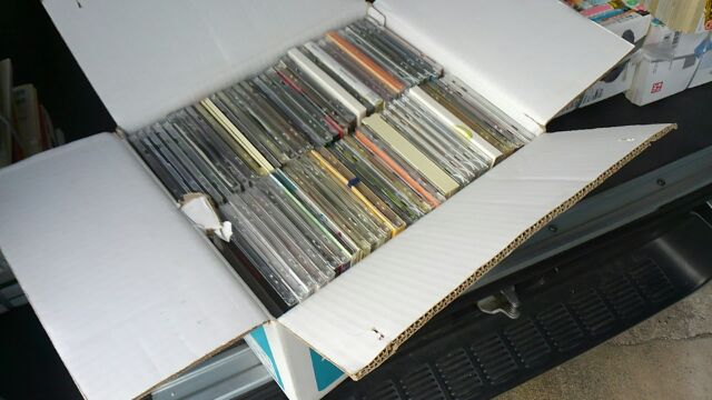 ゲーム音楽CD_買取